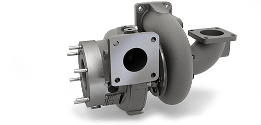 ERT20 – AGR turbocharger for single-stage turbocharged diesel engines and high-pressure EGR
