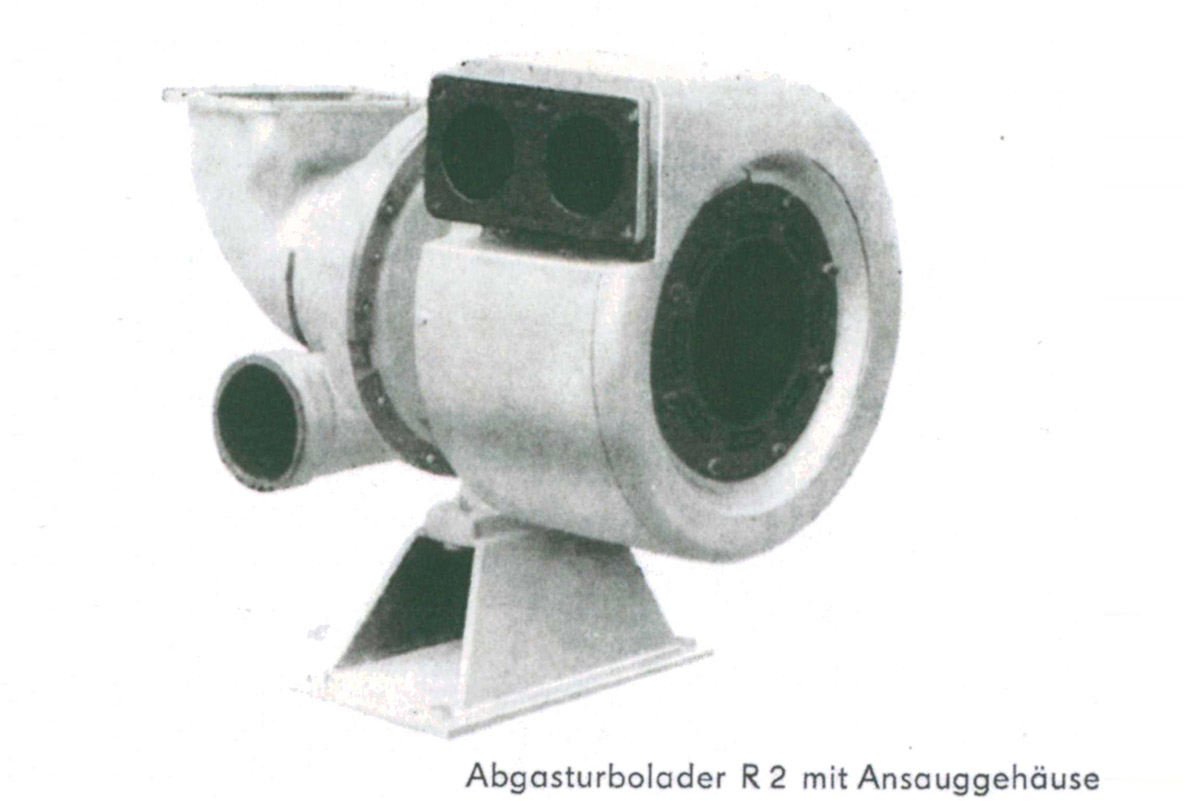 R series turbocharger